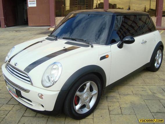 Mini Cooper - Sincrónica
