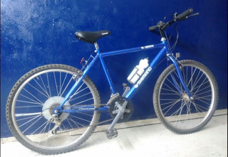 Bicicleta Shimano R.26 Llantas Aluminio C/shimano Impecable!