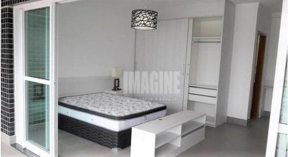 Studio Na Água Rasa Com 1 Dorm, 2 Vagas, Sacada, 55m² - St0005
