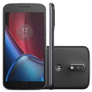 Motorola Moto G4 Plus 32 Gb .camera De 16 Mp Com Garantia