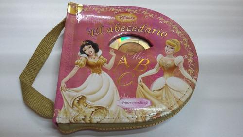 Imagen 1 de 8 de Audio Libro - Cd Disney Princesas Original