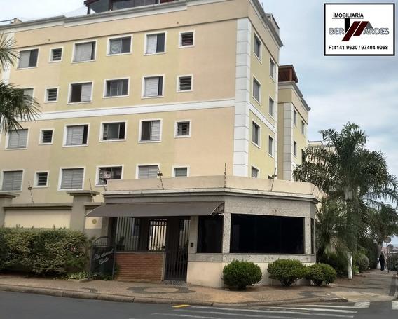 Apartamento Para Venda No Condomínio Residencial Cíntia Vila João Jorge, Campinas - Ap00342 - 32810828