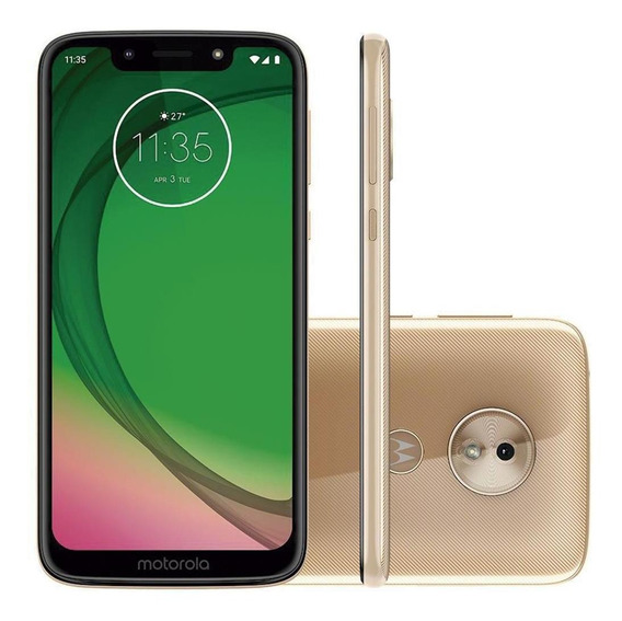 Smartphone Motorola Moto G7 Play Special Edition, 32gb, 13mp