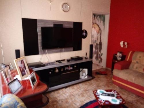 Imagem 1 de 19 de Casa Com 2 Dormitórios À Venda Por R$ 380.000,00 - Alves Dias - São Bernardo Do Campo/sp - Ca0589