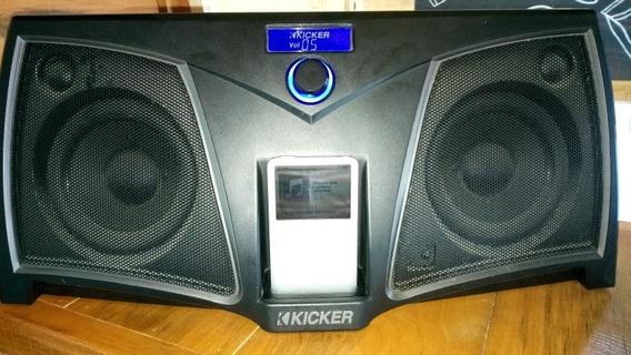 Dock Kicker Ik500 + iPod 5ta 80gb Excelente Sonido