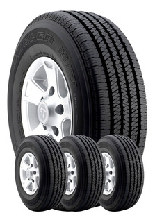 265/65/17combo X 4 Cub. Bridgestone Dueler At 693 112t