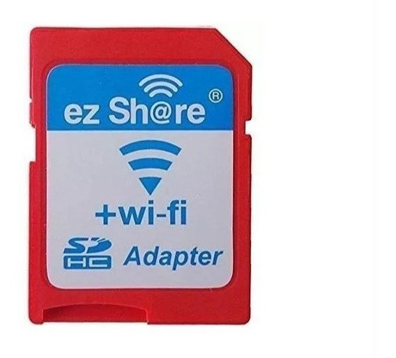 Promoção Adaptador Sd Wifi Ez Share Similar Toshiba Flashair
