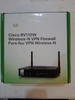 Router Cisco Rv110w Vpn Firewall