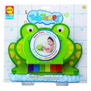 Alex Toys Rub A Dub Tub Tunes Piano De Agua