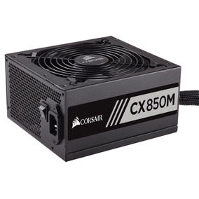 Fonte Atx 850w Cx850m 80 Plus Modular Cp9020099ww Corsair
