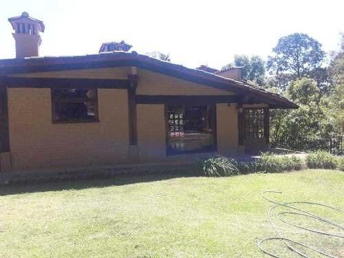 Casa En Renta Amueblada En Valle De Bravo