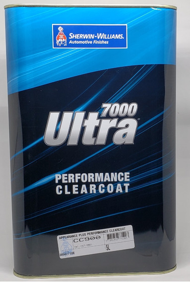 Verniz Appearance Plus Performance Clearcoat Cc900 + Cat