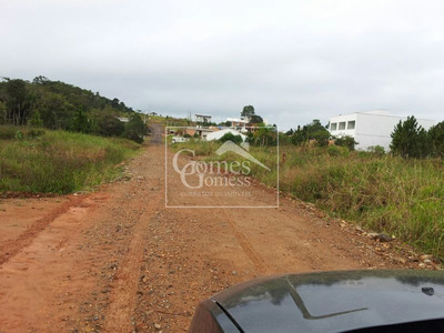 Belo Lote, Alto E Plano No Green Village Em Piçarras - Sc - Te065