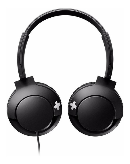 Fone de ouvido Philips SHL3075 preto