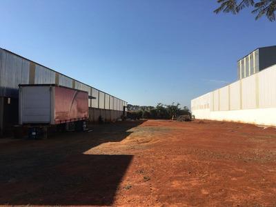 Galpão Industrial Para Venda E Locação, Centro, Porto Feliz - Ga0735. - Ga0735