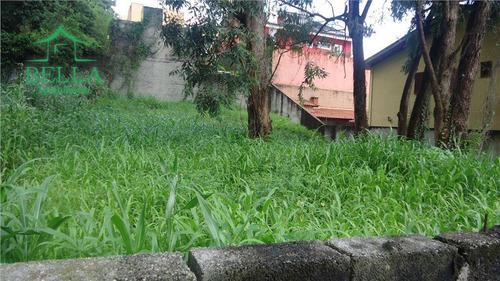 Terreno Residencial À Venda, City América, São Paulo. - Te0140