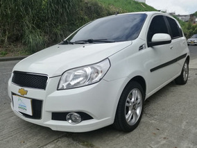Chevrolet Aveo Gt Emotion (757)