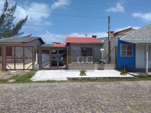 Imagem 1 de 18 de Casa Com 2 Dormitórios À Venda, 100 M² Por R$ 174.000,00 - Centro - Balneário Pinhal/rs - Ca0840