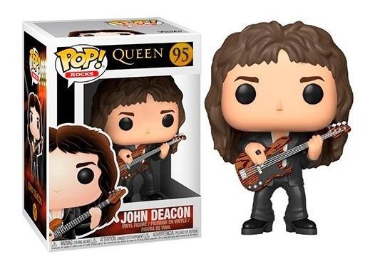 Funko Pop Rocks Queen-john Deacon 95 (33728)