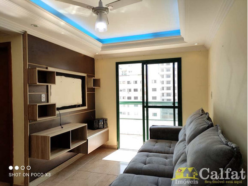 Imagem 1 de 30 de Apartamento Com 2 Dorms, Aviação, Praia Grande - R$ 280 Mil, Cod: 553 - A553