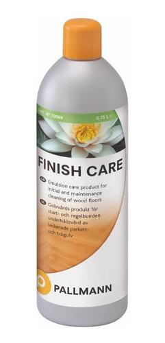 Imagen 1 de 2 de Cleaner Floortek 1l + Restaurado Finish Care 0,75l