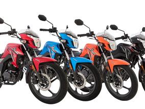 Honda Cg 150 Titan - Suzuki Dk 150cc 18/19 - 0km (cbs)