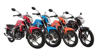 Honda Cg 160 / Fazer 150 - Suzuki Dk 150cc 19/20 0km (cbs)
