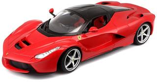 Ferrari Coleccion Laferrari Bburago Escala 1:43 Diecast