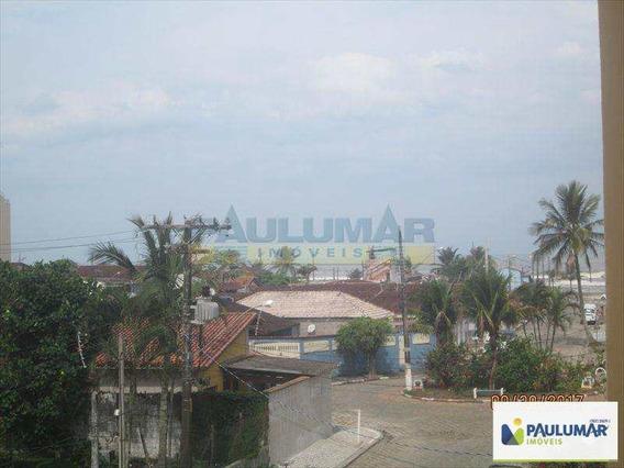 Apartamento Com 1 Dorm, Vila Atlântica, Mongaguá - R$ 160 Mil, Cod: 74408 - A74408