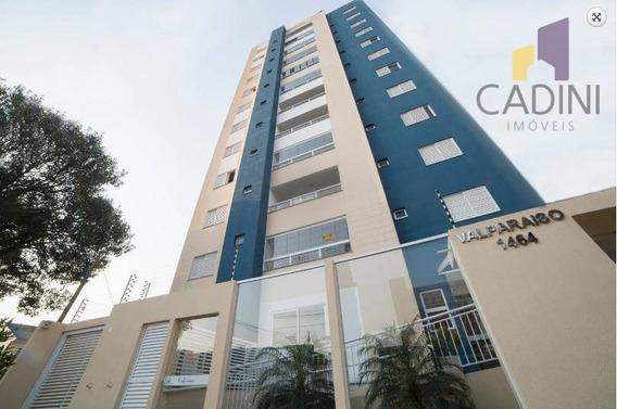 Edifício Valparaíso, Centro, Cascavel - Ap0008