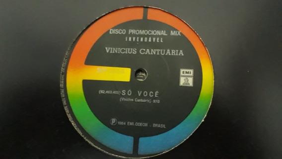 Vinicius Cantuária - Só Você Vinil Single Mix 12 Rarissimo!