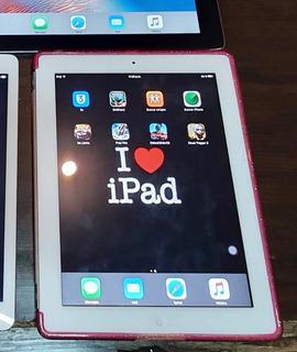 iPad Tablet Apple 2da Generacion 32gb Con Silicona!