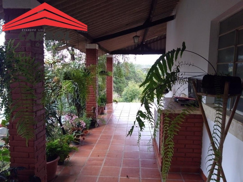 Guacurí / Itupeva - At 5.200m² - Ac 250m² - Casa Sede + Casa De Caseiro - 750152s