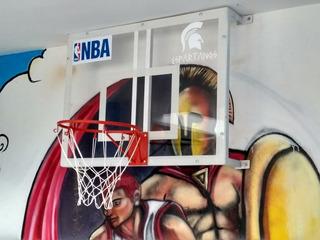 Aro Profesional Para Baloncesto Incluye Malla
