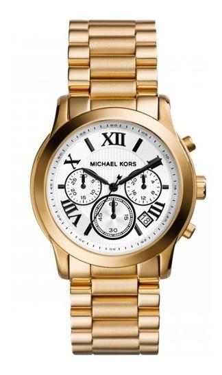 Relógio Michael Kors Kit Com Pulseira