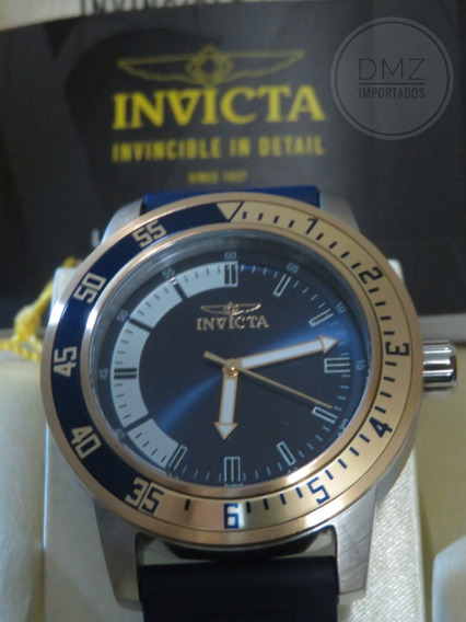 Relógio Masculino Invicta 12547 - Specialty Collection Azul