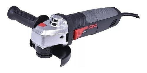 Imagen 1 de 9 de Amoladora Angular Skil 830w 115mm 4 1/2¨ Potente Anatómica