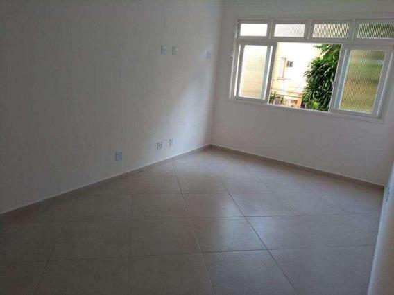 Apartamento Em Gonzaga, Santos/sp De 77m² 2 Quartos À Venda Por R$ 390.000,00 - Ap314147