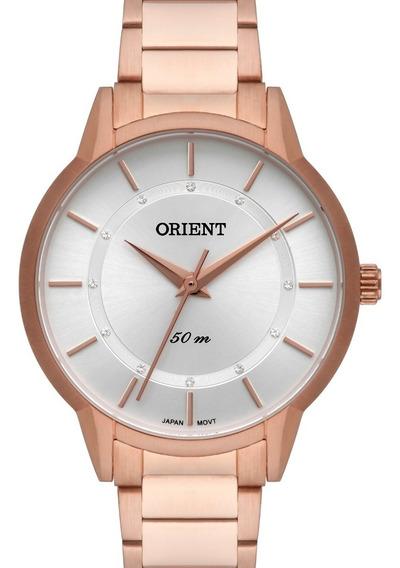 Relógio Orient Feminino Rose Gold