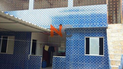 Casa Com 2 Dorms, Irajá, Rio De Janeiro - R$ 390.000,00, 189m² - Codigo: 296 - V296