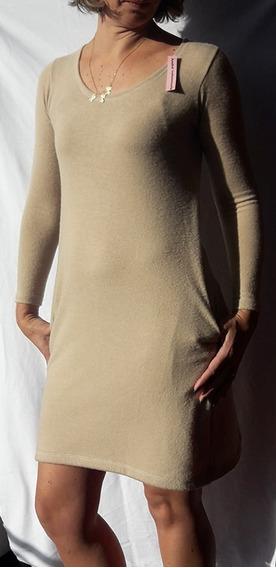 Vestidos De Lanilla Con Bolsillos