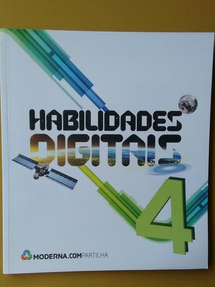 Livro Habilidades Digitais 4 Editora Moderna Ltda