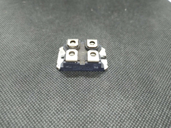 Transistor Apt12031jfll Mosfet N 30amp - 1200v Isotop Micros