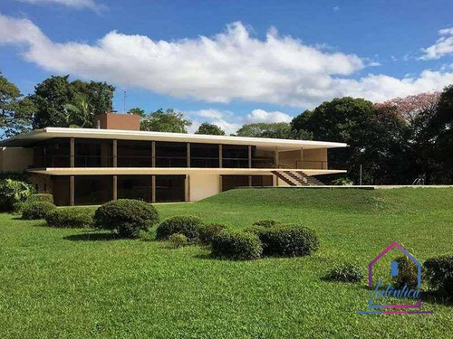 Imagem 1 de 23 de Casa Com 7 Dormitórios À Venda, 982 M² Por R$ 7.900.000 - Bosque Do Vianna - Cotia/sp - Ca1266