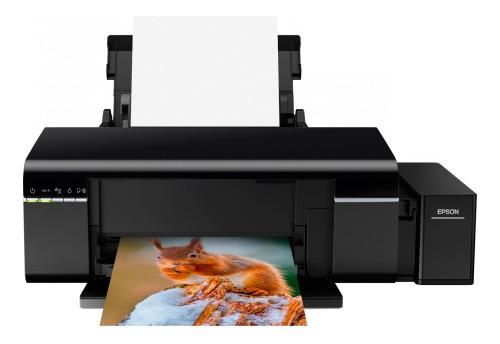 Epson Impresora Fotografica Inalambrica L805 Ecotank
