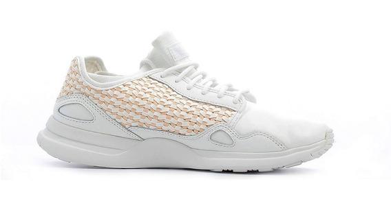 Zapatillas Mujer Le Coq Sportif Flow W Woven -op Wh/peach