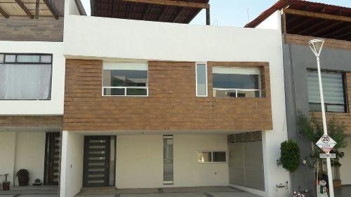 Venta Casa 4 Recamaras Parque Yucatan Lomas De Angelopolis