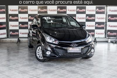 Hyundai Hb20 Comfort Plus 1.6 Flex 16v Mec. 2015