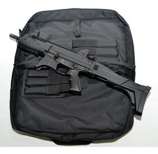 Bolsa Case Ctt 40 Rifle Carabina Cinza