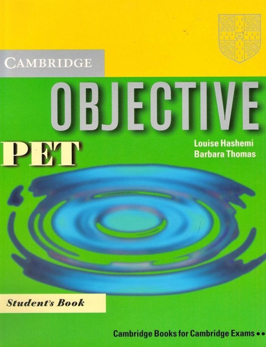 Objective Pet - Student's Book